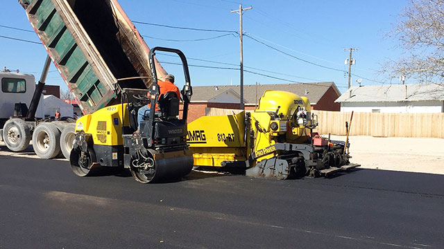 Gorman Paving Oklahoma City